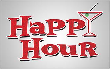 Happy Hour Menu Olive Bistro Lounge
