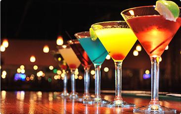 Martinis Olives Bistro Lounge