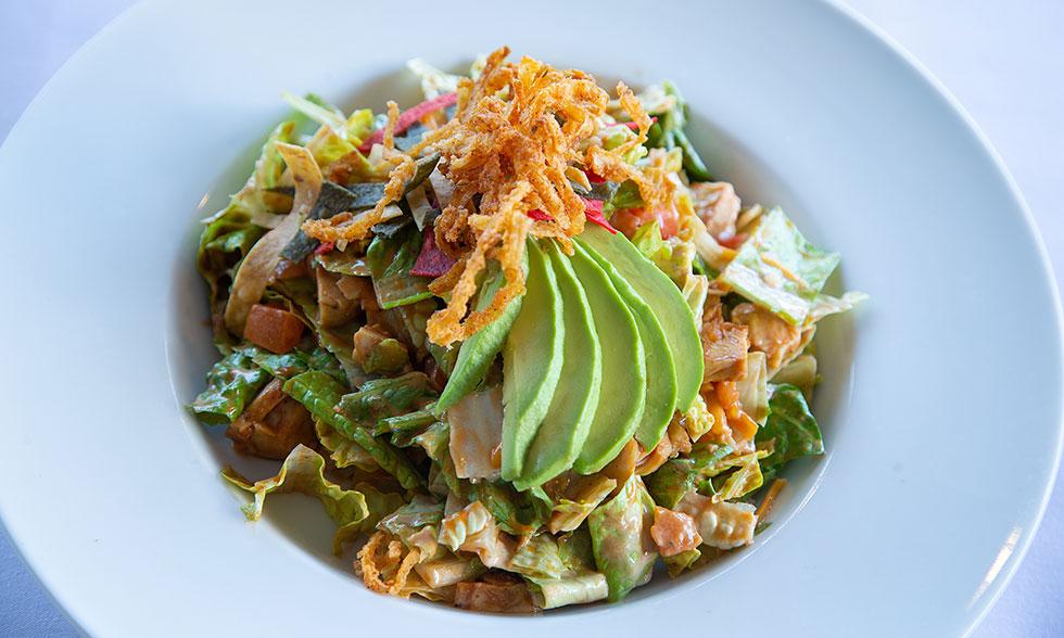 Olive's Bistro-BBQ-Chicken-Salad