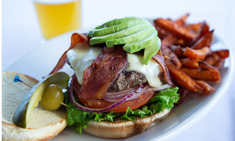 Olive's Bistro Burger