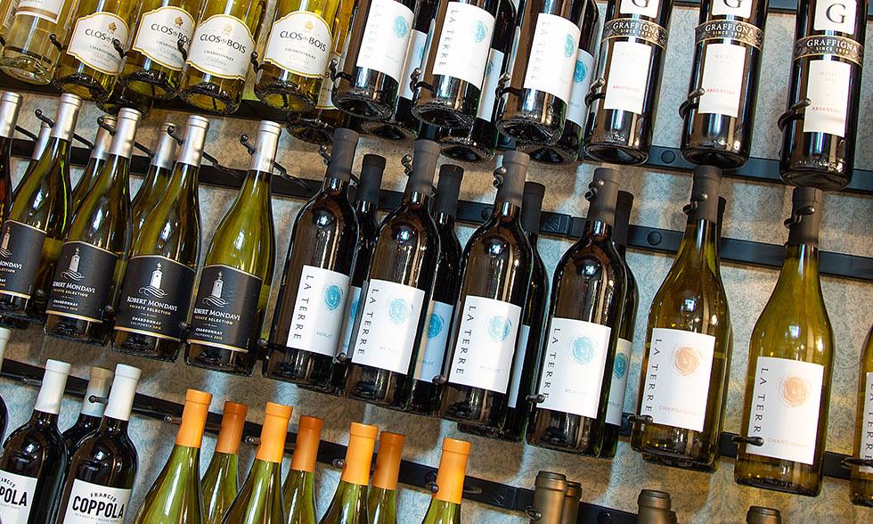 Olive's Bistro Burbank Wine