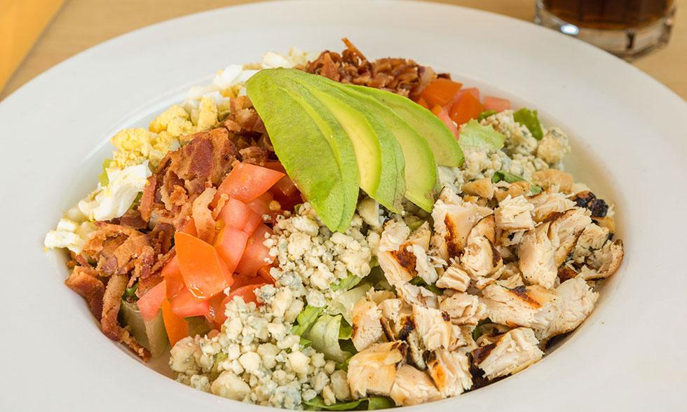 Olives Bistro Cobb Salad